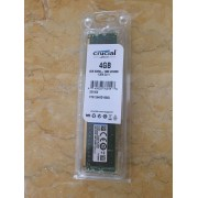 Micron Crucial Memory 4GB DDR3 1600 / PC 12800 / CL11