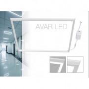 Kanlux Avar világító LED keret (40W 3600 lm) természetes fehér