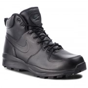 Обувки NIKE - Manoa Leather 454350 003 Black/Black/Black