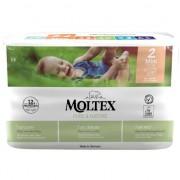 Scutece ECO No. 2 MINI 38 bucati 3-6kg MOLTEX