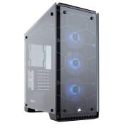 Gabinete Corsair Crystal 570X RGB sin fuente CC-9011098-WW