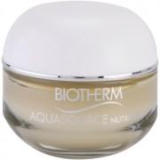 Biotherm Aquasource Nutritrion creme de hidratação extra para pele muito seca 50 ml