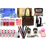 Home Beauty Combo Makeup Sets With Iron and Diamond Facial Kit 250g + Gold 55g