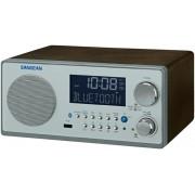 Bluetooth Digitális rádióvevő FM-RDS (RBDS) AM USB WR-22