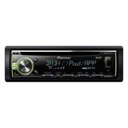 Pioneer DEH-X6800DAB car media receiver - car media receivers (AM, DAB+, FM, LCD, Black, AAC, MP3, WAV, WMA)