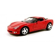 Playking Kinsmart Porsche Carrera GT - 5'' Die Cast Metal * Doors Openable * Pull Back Action, Color May Vary