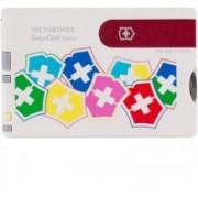 Victorinox SWISS CARD - VX COLORS 6 Function Multi Utility Swiss Knife(Designer)