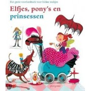 Kinderboeken Ploegsma Jaar van het Voorlezen - Elfjes, pony's en prinsessen. 3+