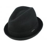 Kangol Wool Player Hut aus Wolle, Schwarz (black) 62-63 cm (XXL)