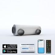 Sistem de ventilatie cu recuperare de caldura PRANA 250 cu Functie Sleep, Dublu flux aer