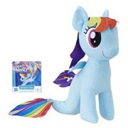 Jucarie De Plus Hasbro My Little Pony The Movie Rainbow Dash Sea Pony