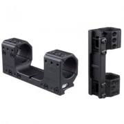 Spuhr Picatinny Mounts - 30mm Isms Mount 126mm Mounting Length 20.6 Moa