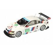 BMW M3 GT - nº56 BMW Sport - 3º Le Mans GTE Pro 2011