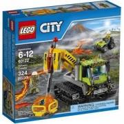 Конструктор Лего Сити - Гъсеничен трактор - LEGO City - 60122