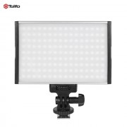 Tolifo PT-15B Pro Ultra-thin Bi-color 3200K-5600K 144pcs LED Light Fill-in On-camera Panel Lamp for Canon Nikon Sony DSLR - Lampa bi-colora