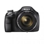 """Sony CyberShot DSC-H400 (нарушена опаковка), 63x оптично увеличение, 20.1 Mpix, 3.0"""" (7.62cm) LCD дисплей, SDHC/SDXC"""