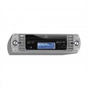 Auna KR-500 CD, кухненско радио, интернет / PLL FM, вграден WiFi, CD / MP3 плеър (MG-KR-500 CD)