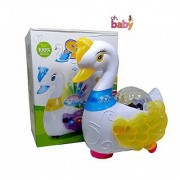 OH BABY 3D LIGHT SAWN AND MUSICAL POWER WITH AUTOMATIC SENSOR MALTI COLOR DANCING SAWN FOR YOUR KIDS SE-ET-81