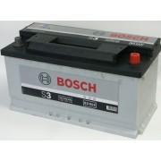Acumulator auto BOSCH S3 90AH