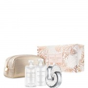 Bulgari Omnia Crystalline Confezione 65 ML Eau de Toilette + 75 ML Shower Gel + 75 ML Body Lotion + Beauty Pouch