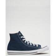 Converse Womens Chuck Taylor All Star Hi Top Shoe Navy Navy