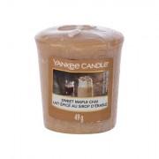Yankee Candle Sweet Maple Chai mirisna svijeća 49 g