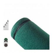 10ML de Brise vue Toile SUPER - Couleur - Gris perle, Hauteur - Ht 1m00