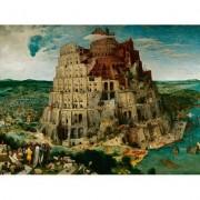 Puzzle Bruegel The Elder - Turnul Babel, 5000 Piese Ravensburger