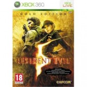 Resident Evil 5 - Gold Edition, за XBOX360