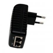 Napájecí POE adaptér 24V, 1A, 24W pro RouterBOARD