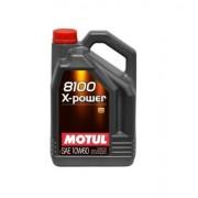 MOTUL 8100 XPower 10W60 4 liter