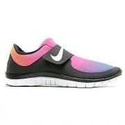 Nike Free Socfly SDGradient3.0 Mens Running Shoes Black/White- ...724766-005