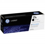 HP Toner CF 217 A Svart No. 17 A