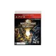 Game - Mortal Kombat Vs. DC Universe - PS3