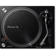Pioneer DJ - PLX-500 High-torque, direct drive turntable (black) - Black