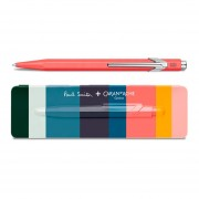 Bolígrafo Caran D´Ache 849 Paul Smith Limited Edition Coral Pink 0849.082