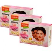Golden Pearl Whitening for Dry Skin Soap - 100g (Pack Of 3)