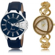 The Shopoholic Blue Silver Combo Latest Collection Fancy And Attractive Blue And Silver Dial Analog Watch For Boys And Girls Mens Watches Stylish
