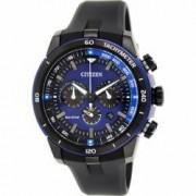 Ceas Citizen barbatesc Eco-Drive CA4155-04L negru Silicone Quartz