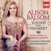 Video Delta Balsom,Alison - Sound The Trumpet: Royal Music - CD