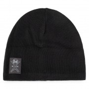 Шапка BUFF - Knitted & Polar Hat 113519.999.10.00 Solid Black