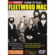 Roadrock International Lick Library: Learn To Play Fleetwood Mac DVD