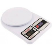 Sneha communication Electronics Digital 7 Kg X 1 Gm Kitchen Multi-Purpose Weighing Scale(White)