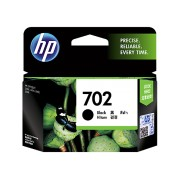 Original HP No.702 / CC660AA Black Ink Cartridge