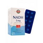 Kal NADH 5 mg 30 Comprimidos - Caja 30 comprimidos