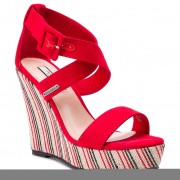 Espadrile PEPE JEANS - Ohara Smart PLS90379 Race Red 261