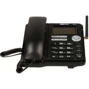 Telefon fix MaxCom Comfort MM29D, 3G (Negru)