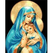 Gaira Malování podle čísel Marie a Ježíšek M991236