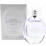 Calvin Klein Sheer Beauty Essence Eau De Toilette 30ml Vaporizador