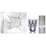 Paco Rabanne Invictus Cofanetto Regalo - eau de toilette 100 ml + deodorante spray 150 ml